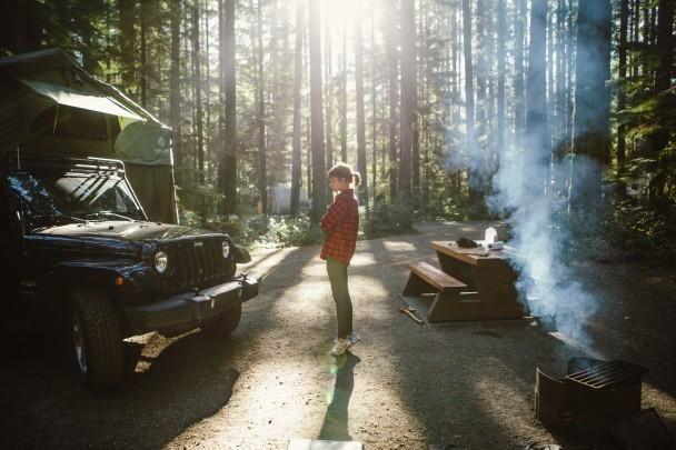 #camping #huntedandgathered #urbanoutfitters