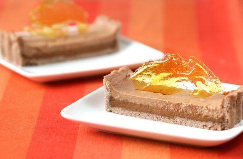 Milk Chocolate and Caramel Tart | Recipe