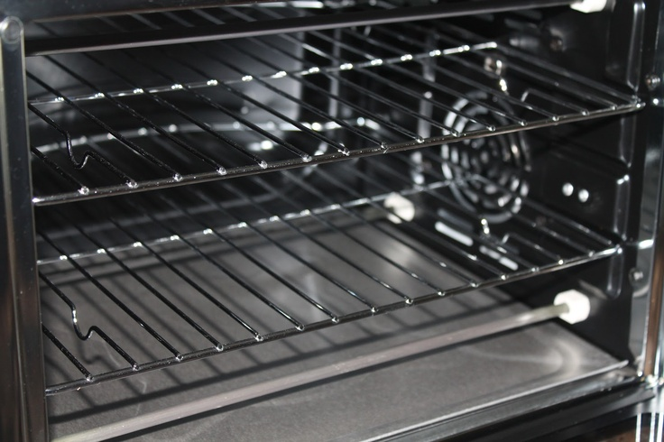 how to clean a very dirty oven