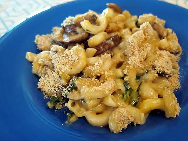 Light and Cheesy Nutritious Mac and Cheese