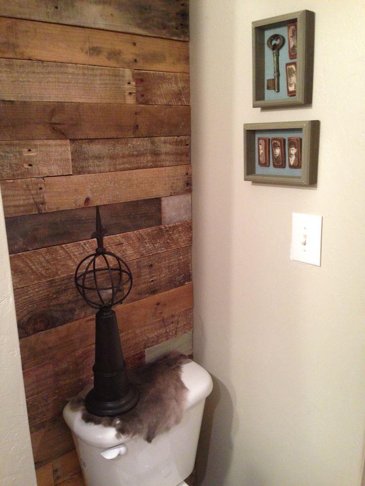 bathroom pallet wall pallet crafts