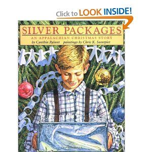 Silver Packages by Cynthia Rylant (Based on the Santa Train out of Kingsport)