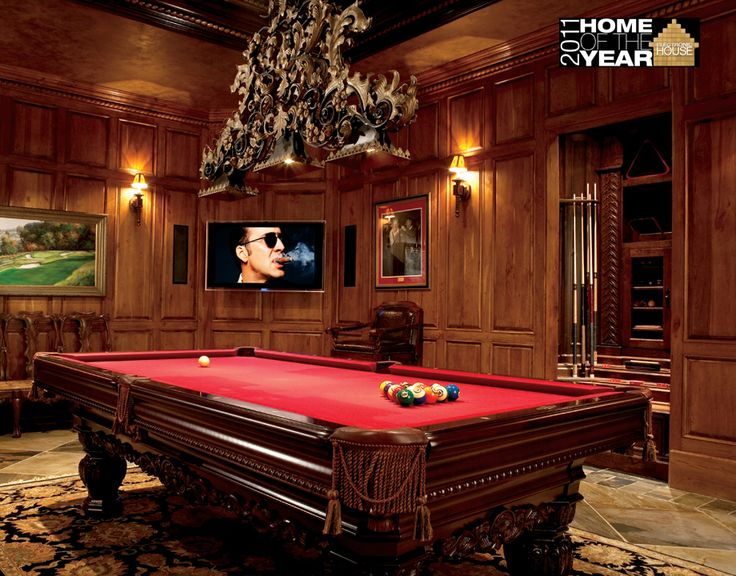 Man Cave With Pool : Man cave pool room pinterest