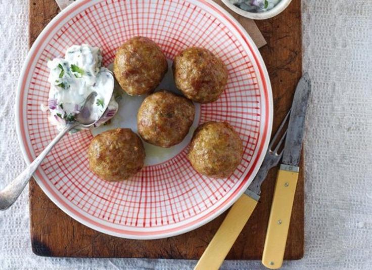 Tandoori-Spiced Leg Of Lamb Recipe — Dishmaps
