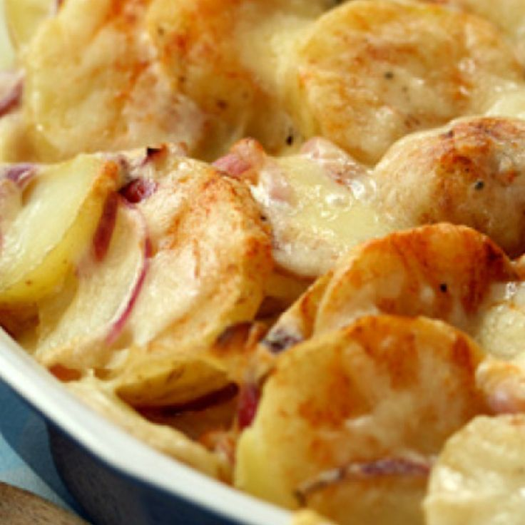 Dairy-free scalloped potatoes - I did a half recipe which only used 3 ...