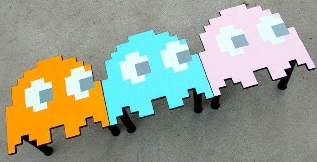 Pac-Man Tables!