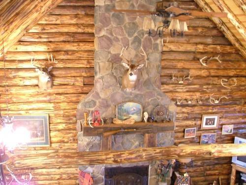 Basement Log Cabins Pinterest