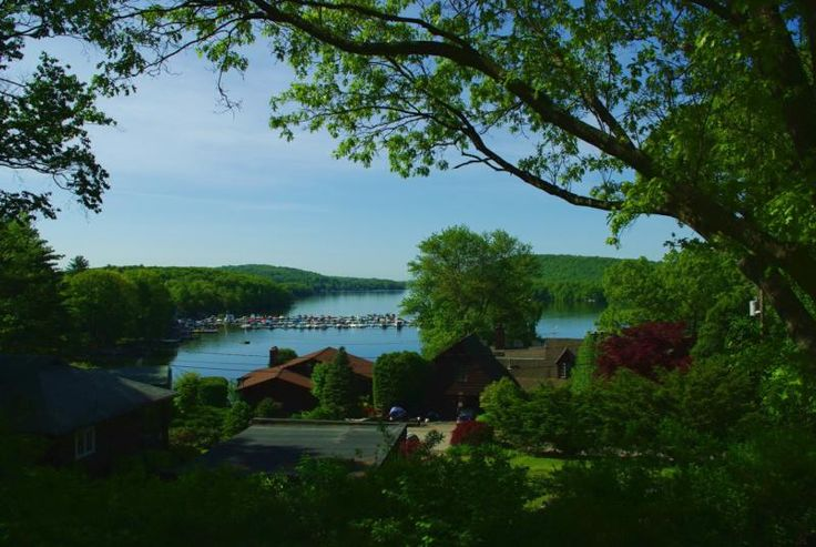 Candlewood lake ct places i love pinterest for Milford lake fishing report