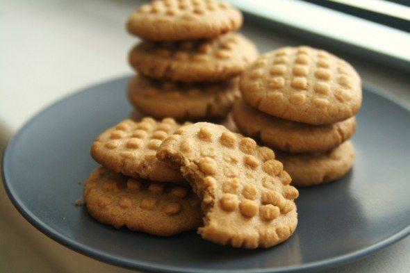 peanut butter sandies cookies | Peanut Butter | Pinterest