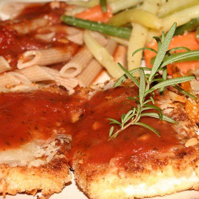 Tofu Parmesan | Tofu Marinades and other ways to enjoy tofu | Pintere ...