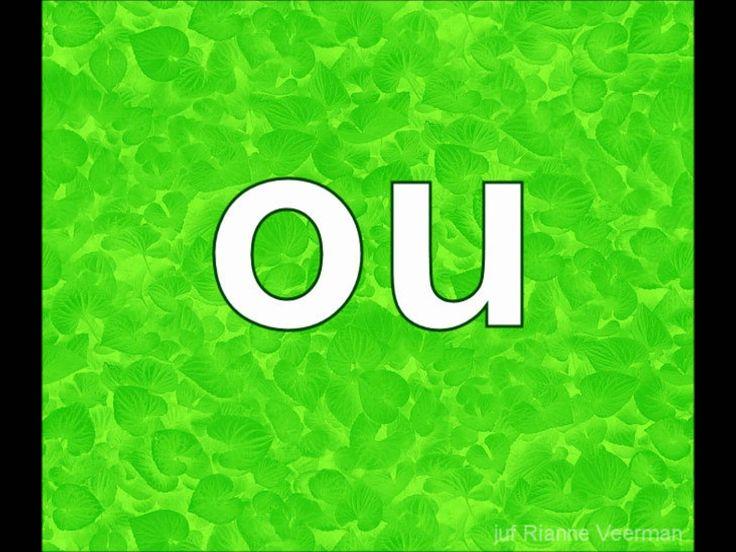 Letters flitsen groen   Letters Digibord   Pinterest