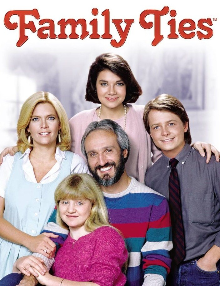 family ties tv shows