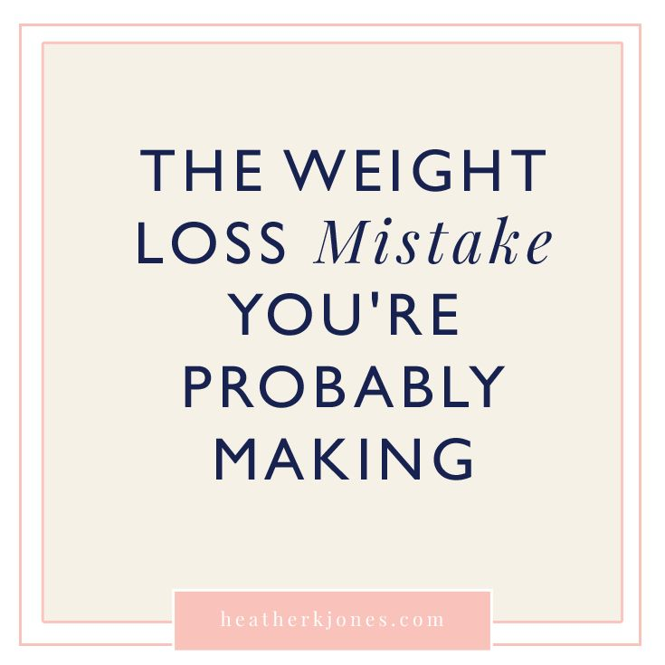 7 Weight Loss Mistakes Youre Making At Work