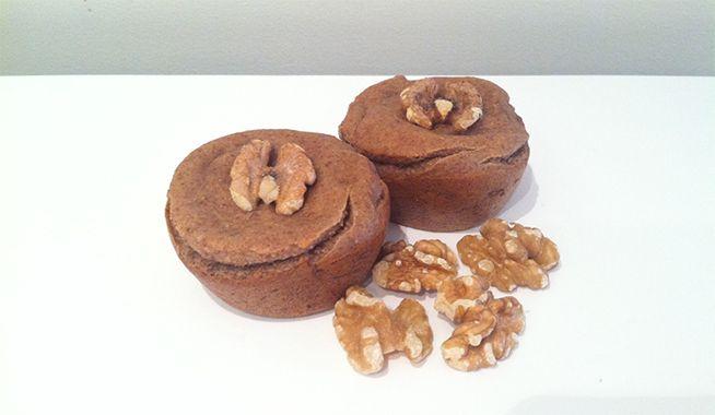 Banana Walnut Muffins | Healthy Eating / | Pinterest