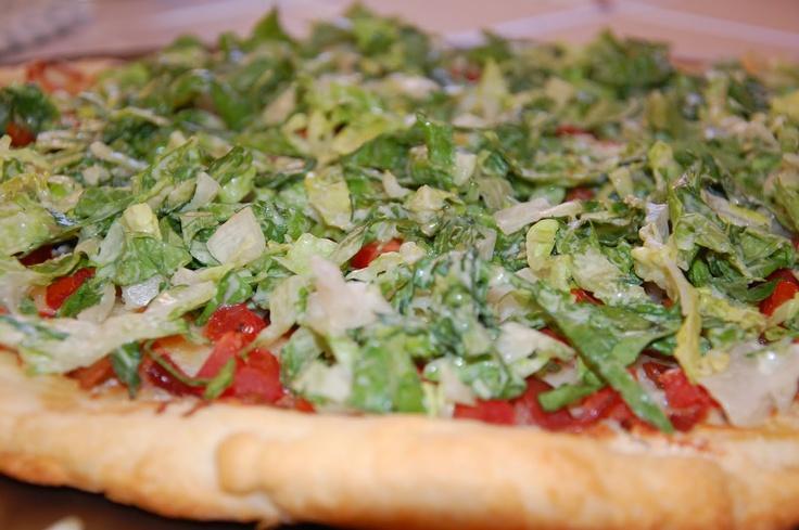 blt pizza | Pizza | Pinterest
