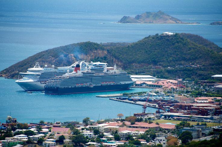 Cruise Ships  St Thomas USVI Images  Frompo