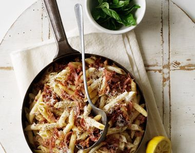 Penne With Sausage, Fennel, And Pecorino Recipes — Dishmaps
