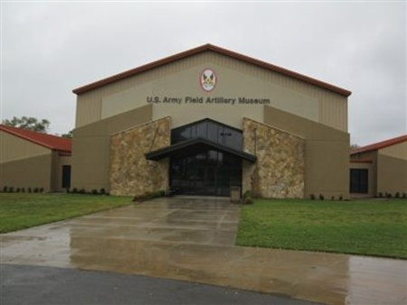 Fort Sill Oklahoma Military Museum!