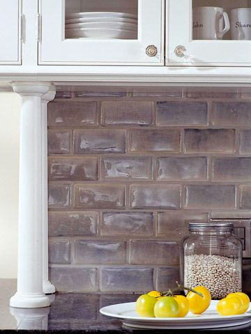 creative uses for tile on walls
