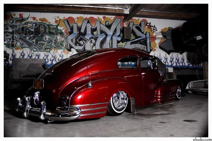 1947 chevy fleetline lowriders pinterest for 1947 chevy fleetline 4 door