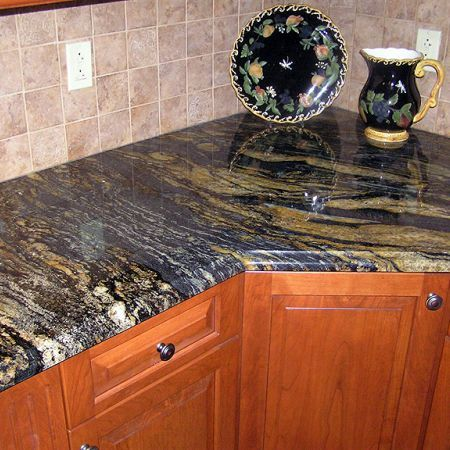 Countertop Different Types : types of kitchen countertops types of kitchen countertops creamy types ...