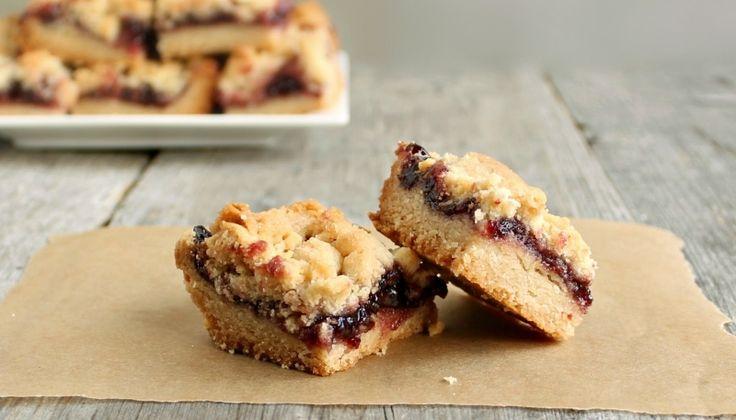 raspberry crumb bars | cookies, bars and tartlets | Pinterest
