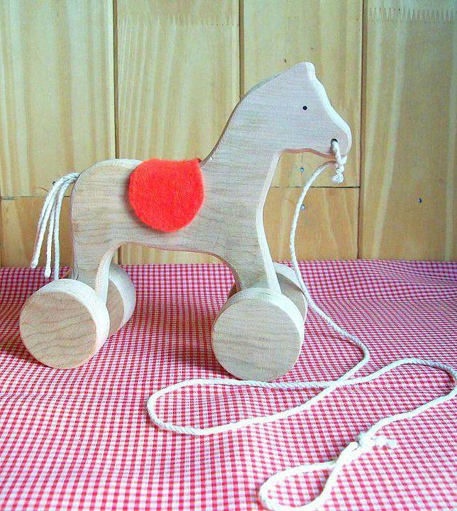 Pin by daiana solange petrungaro on toys pinterest - Caballito de madera ikea ...