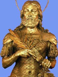 img ST. ACACIUS the Centurion, Martyr, at Byzantium