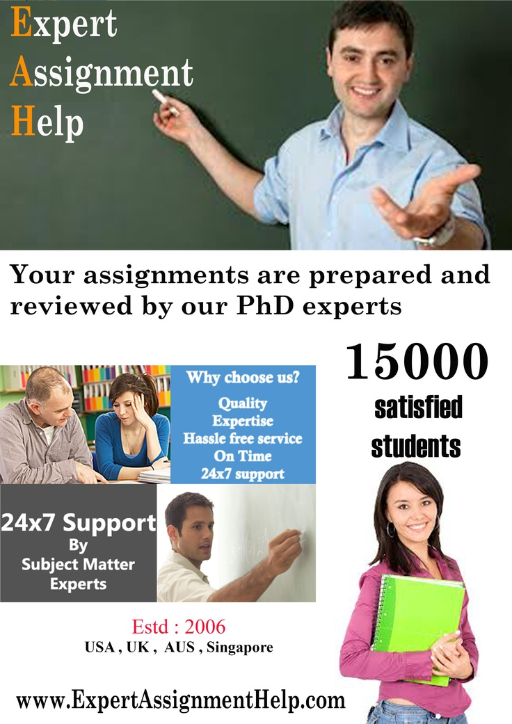 expert assignment help com so so assignment help experts of this site are appointed after expert assignment help proper inspection and interview