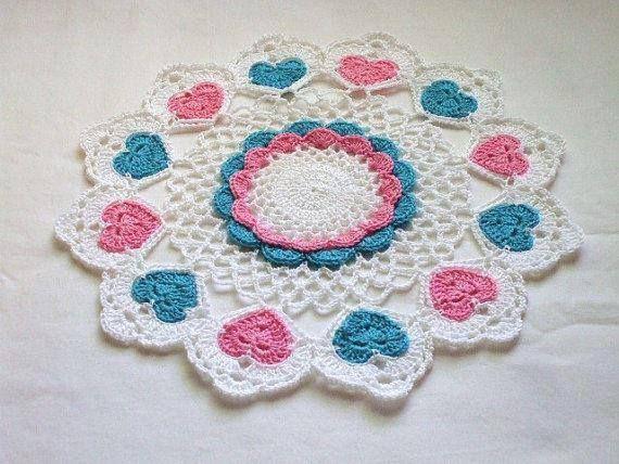 Pöytäliina | Crochet ideas / Virkkaus ideoita | Pinterest