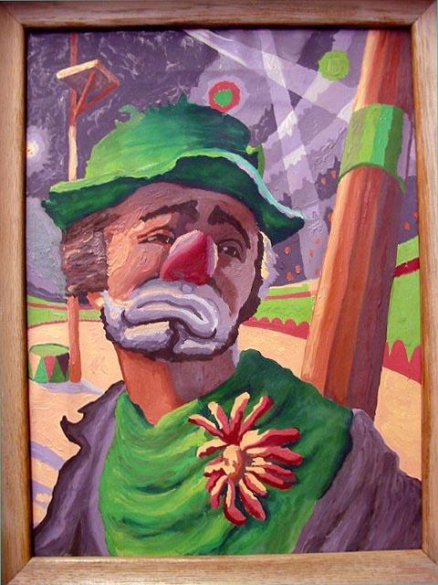 Famous Sad Paintings Famous Sad Clown Paintings