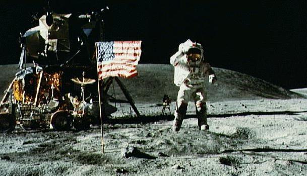 u s moon landing conspiracy - photo #10