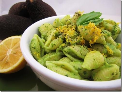 Creamy avocado pasta shells!!! | RtT Pasta - Baked, Layered, Stuffed ...