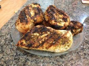 Spanish Wine Country Grilled Chicken | Gangsta | Pinterest