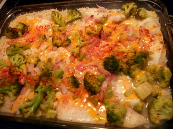 Fish casserole favorite recipes main dish pinterest for Fish stick casserole