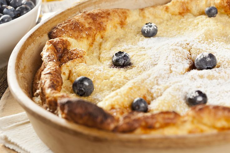 German Oven Pancakes Recipe — Dishmaps