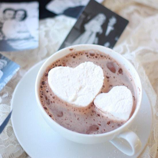 Homemade Vanilla Marshmallows | Recipe