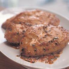 Chicken in Orange-Riesling Sauce | Yummy | Pinterest