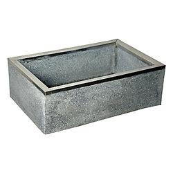 Fiat Mop Sink : FIAT PRODUCTS Mop Sink, 36x24x12In, Black/White - Sinks - 11U257 ...