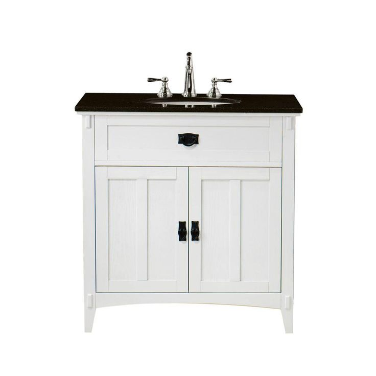 Home Decorators Collection Artisan 33 In W X 20 1 2 In D Bath Vanit