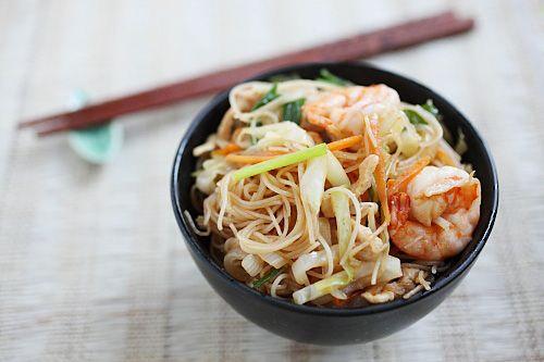 Xiamen-style Fried Vermicelli Recipe (厦门炒米) | Easy Asian ...