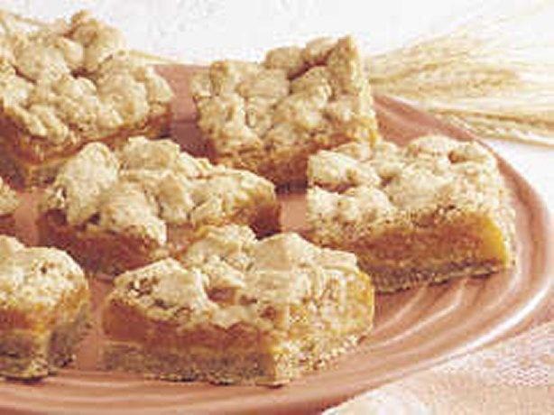 Apricot Bars | Recipe