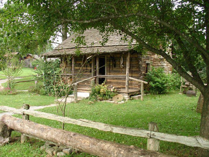 Cabin In Appalacia Cabins Pinterest