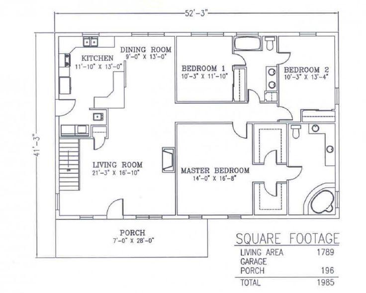 The Newton Floor Plan House Plans Pinterest