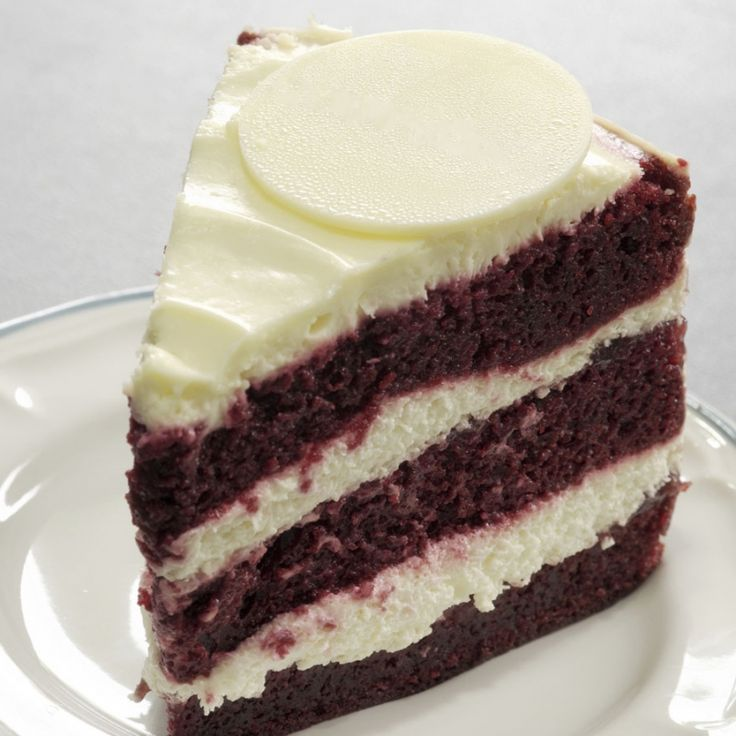 Layer Red Velvet Cake Recipe | CAKES AND CUPCAKES | Pinterest