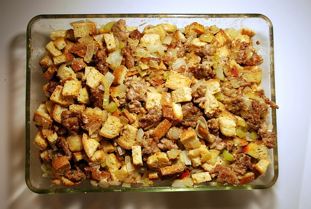 Sausage and GF bread stuffing | Recipes To Try | Pinterest