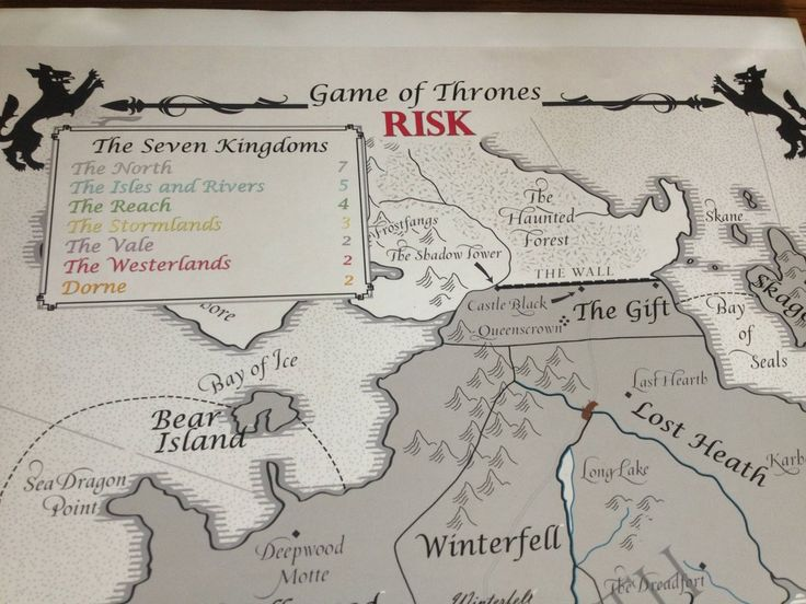 game of thrones risk wikipedia