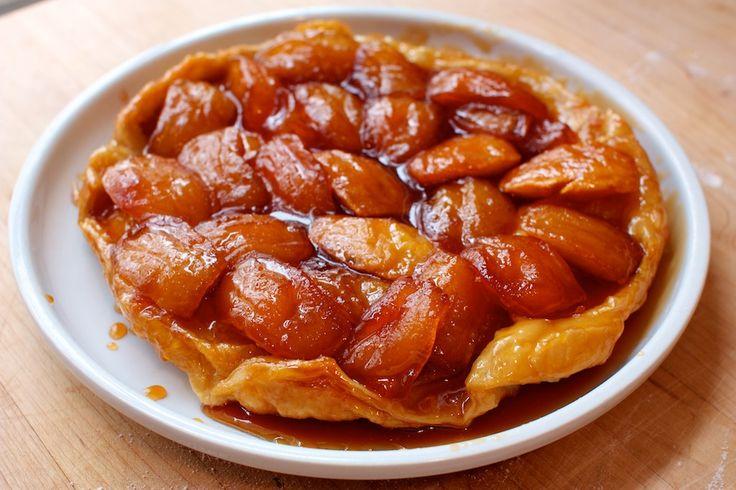 Apple Tarte Tatin | Dairy-free, Egg-free, Nut-free Recipes | Pinterest