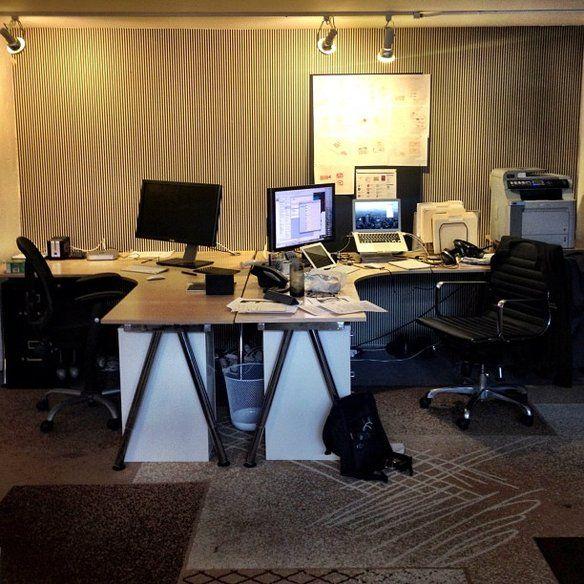 l shaped ikea galant office desk
