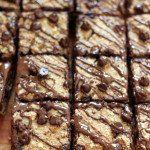 ... Banana Bread Chocolate Chip Oat Breakfast Bars {vegan & gluten free
